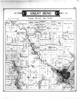 Great Bend Township, Windom, String Lakes, Cottonwood County 1896